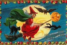 My second favorite holiday...Halloween! / by Shelley Robinson