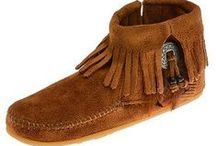 Women's Fringe Boots    / Guaranteed low prices for Minnetonka Women's Fringe Boots.  We have many styles of Minnetonka womens fringed boots including high top and ankle boots. We guarantee that our prices are the absolute lowest you will find anywhere on the internet. If you find the same moccasin at a lower price from a competing website, we will immediately refund the price difference plus 10%.  Free shipping with $ 75 purchase. / by MoccasinsDirect.com