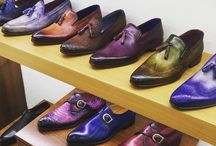 Collection / Starting from the English style, during the years PAUL PARKMAN ® has been constantly modelling its collections dedicating particular attention to the tendencies of the moment, however being faithful to its genre, that is to say classical & fashionable shoes.