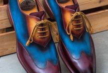 Oxfords / An Oxford is a style of laced shoe characterized by shoelace eyelet tabs that are stitched underneath the vamp. Follow this board for oxford style men's shoes pins.