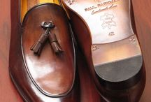 Tassel Loafers / The appeal of tassel loafers is understandable. They are adaptable to both casual and formal outfits, have an aura of sophistication around them and instantly bring your look up a notch when worn with more casual attire.