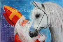 ♥ Sinterklaas ♥ / Huisvolkleur