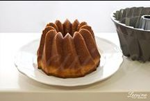 Moldes Nordic Ware / Probamos los moldes Nordic Ware junto a Esther. Preparamos bizcochos en varios de ellos: http://www.lecuine.com/10_nordic-ware