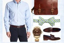Men's Fashion Sets / Here is a board for men's fashion collages and combinations created by polyvore users who selected Paul Parkman shoes on their sets.