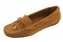Women's Lamo Moccasins / Women's footwear is a wide field, but California manufacturer Lamo covers much of it in great style. Beginning with classic merino-lined suede boots in the Australian tradition, Lamo has expanded into every niche of casual women's shoes. Each variation is characterized by the same quality and lively style, and all are manufactured to exacting standards using superior materials.  / by MoccasinsDirect.com