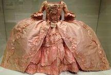 1700's Fashion / by Nikki Lee