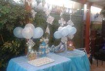 Fiesta de Frozen / ideas para un cumpleaños congelado