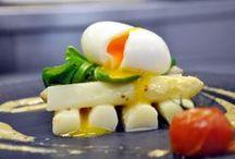 Quinzaine Gourmande de l'asperge des Restopartner 2014 / Découvrez les recettes élaborées par nos chefs pour la Quinzaine Gourmande de l'asperge des Restopartner 2014