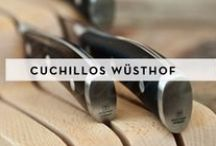 Cuchillos Wüsthof / Características de las diferentes series de cuchillos Wüsthof