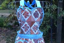 Beautiful Aprons / My board on aprons