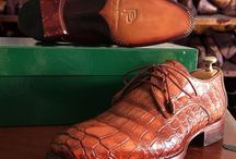 Exoticskin shoes / Crocodile, alligatore, python, snakeskin, ostrich, stingray. Exotic skin shoes for men. Luxury menswear style favorites.