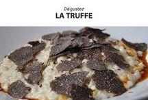 Quinzaine Gourmande de la truffe des RestoPARTNER'S 2015 / Découvrez les recettes élaborées par nos chefs pour la Quinzaine Gourmande de la Truffe des Restopartner's 2015