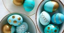 EASTER RECIPES / Celebrate Easter with delicious food recipes for breakfast, brunch, lunch, appetizers, snacks, dinner, dessert, sweets, special holiday treats, drinks and beverages. Yummy recipes the whole family will love!