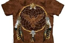 Native American Graphic Tees / by MoccasinsDirect.com