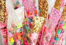 PRETTY PARTY SUPPLIES / Pretty Party Supplies: Birthday, wedding, baby shower, office party, Easter, 4th of July party, Halloween party, Christmas party, and more!
