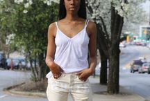 Casual, simple, chic / Life in Beverly Heels showcase casual yet chic outfits
