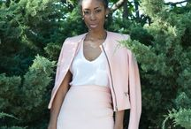 Business with a flare / Life in Beverly Heels showcases chic business attire
