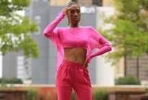 Bright, Bold, and Beautiful / Life in Beverly Heels showcases her brightest, boldest, head turning outfits.