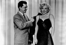 Travilla / William Travilla (March 22, 1920 – November 2, 1990), who went by the professional name of Travilla, was an American costume designer for theatre, film, and television. He is perhaps best known for dressing Marilyn Monroe in eight of her films