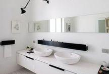 Scandinavian - Bathroom