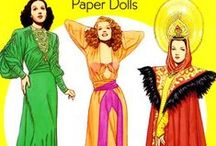 dress the (paper) doll (2) / star parade