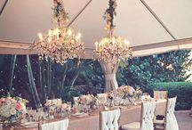 • | Wedding decoration, details and accessories :