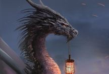 Dragon / Mythical creature