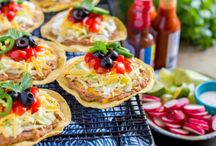 MEXICAN FOOD / Best Mexican food recipes to include tacos, tostadas, enchiladas, guacamole, carnitas and more!