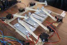 arduinos motors and stuff