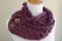 Crochet - Scarves