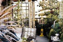 Outdoor Living  / Gardens, balconies, terraces