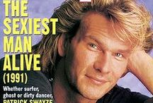 Patrick Swayze / Handsome and talented man who left us too soon. / by Judy Smith