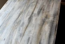 Træ til pynt / service DIY