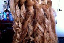 beauty, hair..