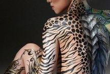 Animal Print: Take a walk on the wild side! / Animal Print Jewelry