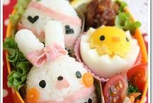 // Yummy Desserts and Food // / Japanese and creative foods. So yumeeee~ / by ☾★ ジャッキー ★☽