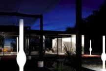 Floor Lamps (Outdoor) /  Stylish floor lamps to light your way.  Discover more at: http://www.pgses.com/type/floor-lamps/