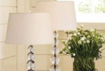 Table lamps / Visit us for well-designed table lamps at: http://www.pgses.com/type/table-lamps/