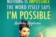 Simply Hepburn...
