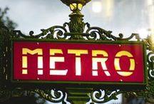 LOU DRAWS Paris / by Lou Theodore