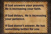Bible stuff :)