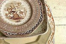 Porcelain, ceramics, tableware