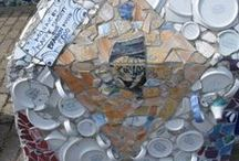 Mosaics / inspirational ideas for mosaic art
