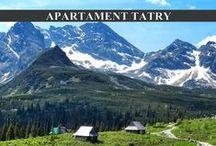 Apartament Tatry / Zapraszamy do komfortowego apartamentu Tatry, to najwyżej położony apartament kompleksu. Piękne widoki jakie rozpościerają się dają poczucie bliskości gór. Apartament może pomieścić nawet do 8 osób. Zapraszamy!