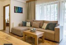 Apartament Dzwonek / Serdecznie zapraszamy do Apartamentu Dzwonek. Usytuowany w bliźniaczej zabudowie apartament, nawiązuje do stylu podhalańskiego, zapewnia wspaniałe warunki oraz pozwala odpocząć od codziennych spraw. Zapraszamy!  http://www.smrekowapolana.pl/apartament/dzwonek