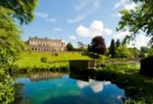 Five Spas with Beautiful Surroundings / If you enjoy fresh air, pretty walks and glorious gardens, there are some beautiful spas that offer gorgeous grounds to explore on your spa day. From Japanese water gardens to wildflower meadows, the Spa Spies love to be spirited away by the exteriors of some the UK's most stunning spas. Here are our top five spas with beautiful surroundings.