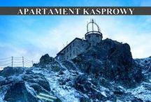 Apartament Kasprowy / Przytulny i komfortowy Apartament Kasprowy, serdecznie zaprasza na wypoczynek pod Tatrami. Apartament położony w uroczym zakątku Zakopanego, z pięknym widokiem na Tatry to idealna miejscówka na wypad w Tatry,
