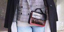 Adax Street Style / Beautiful women carrying beautiful bags!