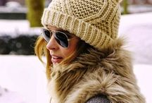 Fall into Winter / Fur, lace, plaids big scarfs and a whole lotta warmth / by Tiffany Edens