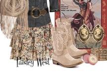 Hopefully my closet someday :) / by Erika Heystek
